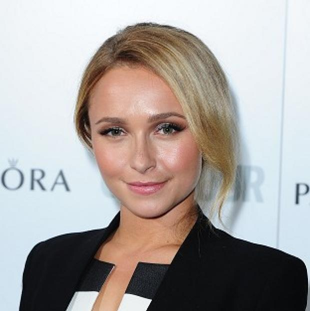 This Is Local London: Hayden Panettiere played cheerleader Claire Bennet in Heroes