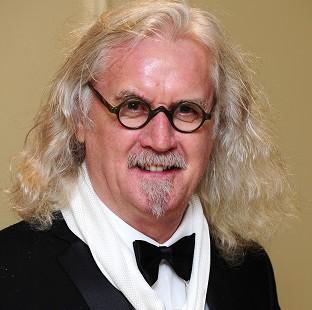 This Is Local London: Billy Connolly says a fan spotted his Parkinson's disease