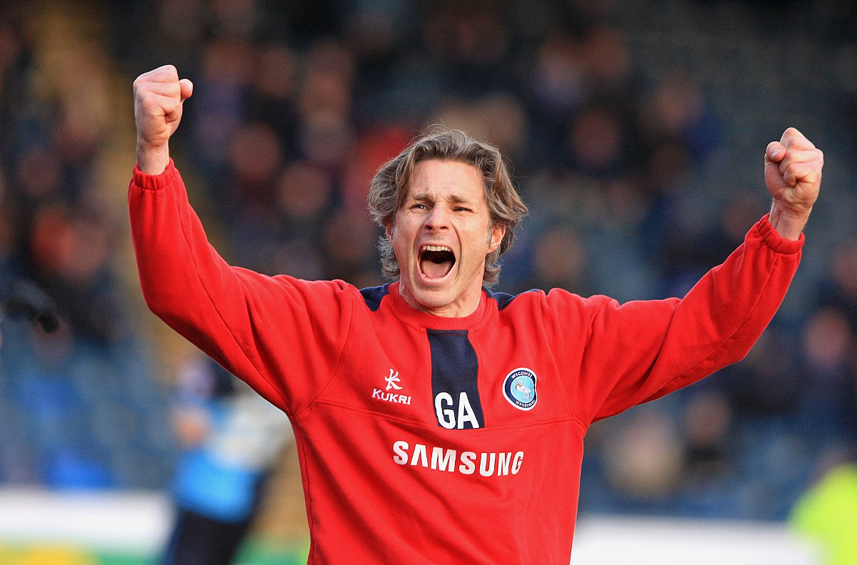 Gareth Ainsworth was delighted at back-to-back wins for Wanderers