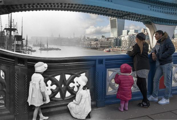 This Is Local London: London's ghostly past revealed through free museum app