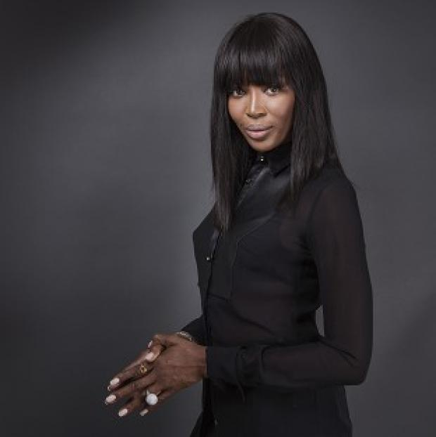 This Is Local London: Naomi Campbell doesn't like being called a supermodel any more