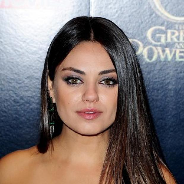This Is Local London: Mila Kunis is believed to have got engaged to Ashton Kutcher