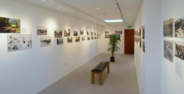 This Is Local London: Behold the Norman Plastow gallery in Wimbledon Village
