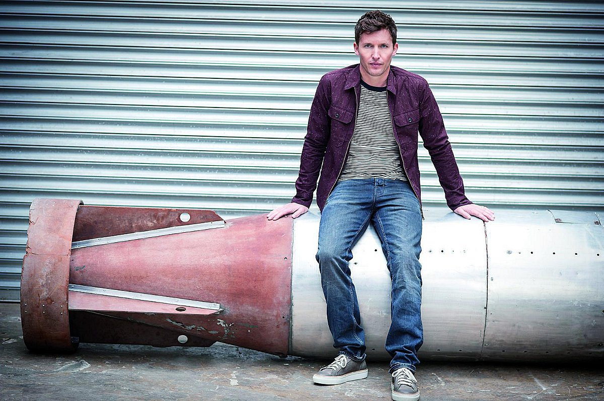 James Blunt will be entertaining the crowds at Epsom Live at Epsom Downs Racecourse this summer