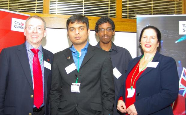 This Is Local London: Students honoured at Houses of Parliament
