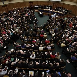 The General Synod failed to approve wom