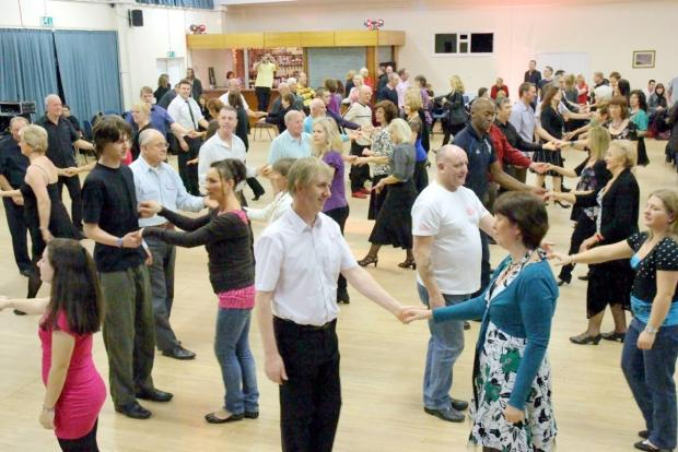 Rock 'n' roll: Join in the jive classes at Harefield