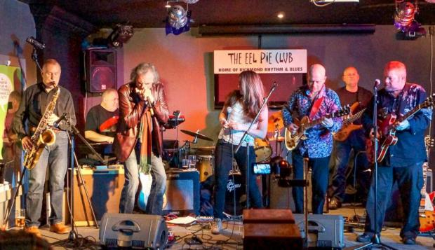 Tribute: The Cyril Davies Band