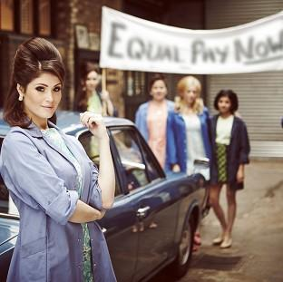 This Is Local London: Gemma Arterton will star in Made In Dagenham the musical