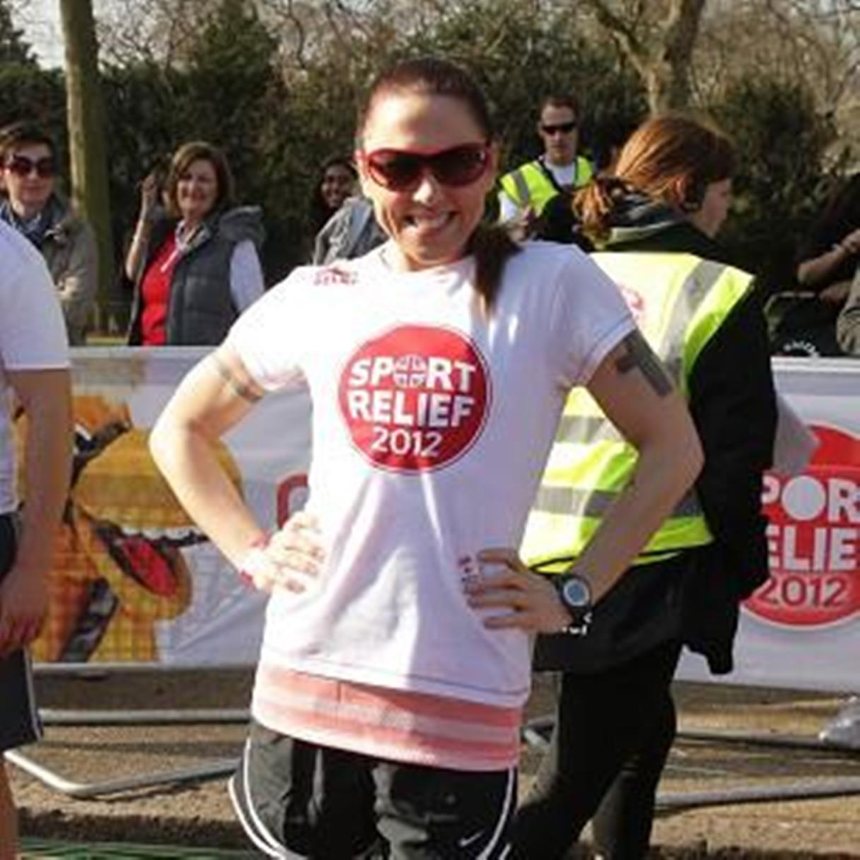 Hunt out those trainers: time to enter for Ealing Sport Relief