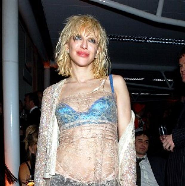 This Is Local London: Courtney Love will embark on a solo UK tour in May