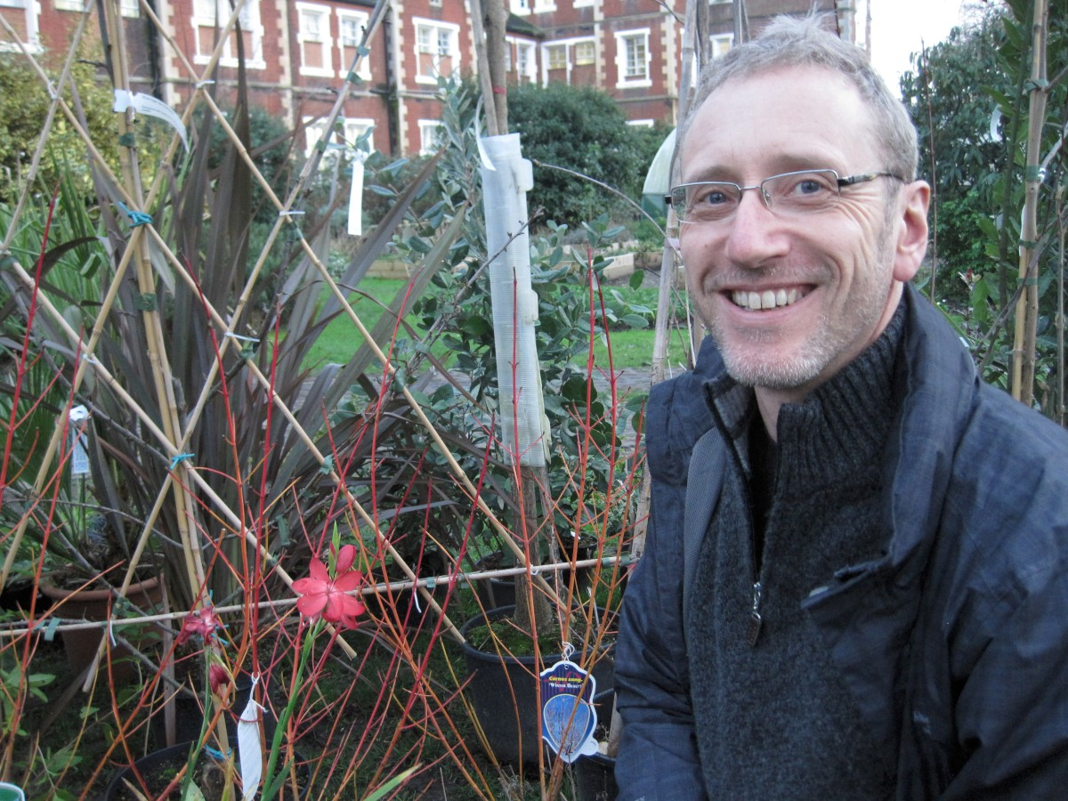 Colin Parbery gives his tips on how to protect your garden
