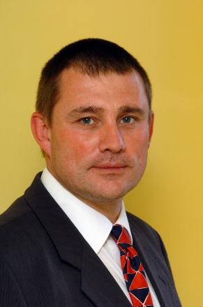 News Shopper editor Andy Parkes