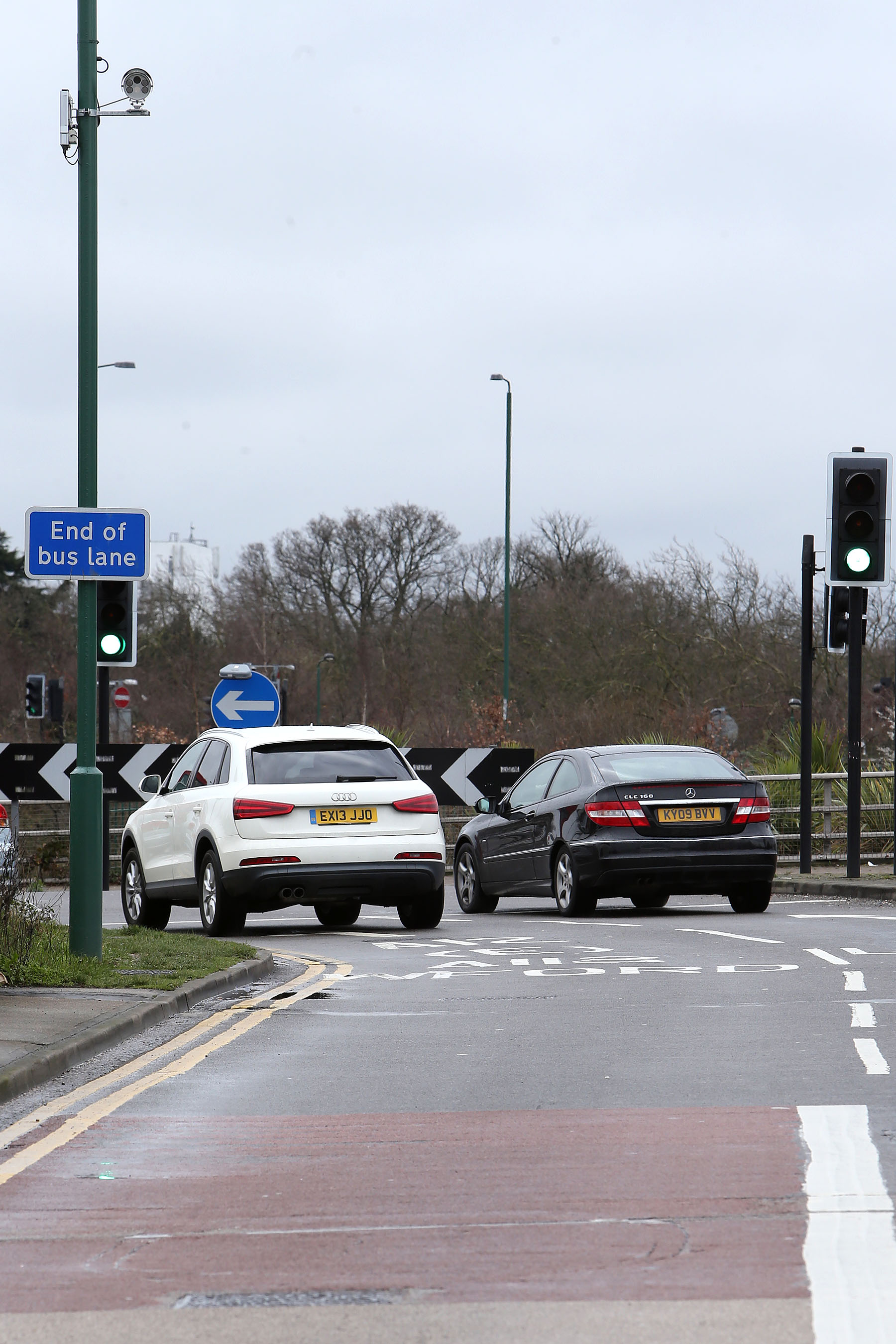 Council admits fault and switches off bus lane camera