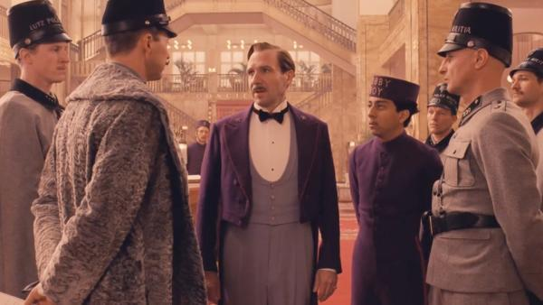 The Grand Budapest Hotel: 5 clips from the new film