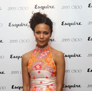 This Is Local London: Thandie Newton revealed her son was born at home on March 3