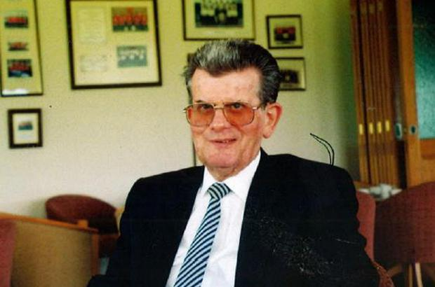 Ronald Parsons was found dead in Laurel Court, Cambridge Road, on March 2
