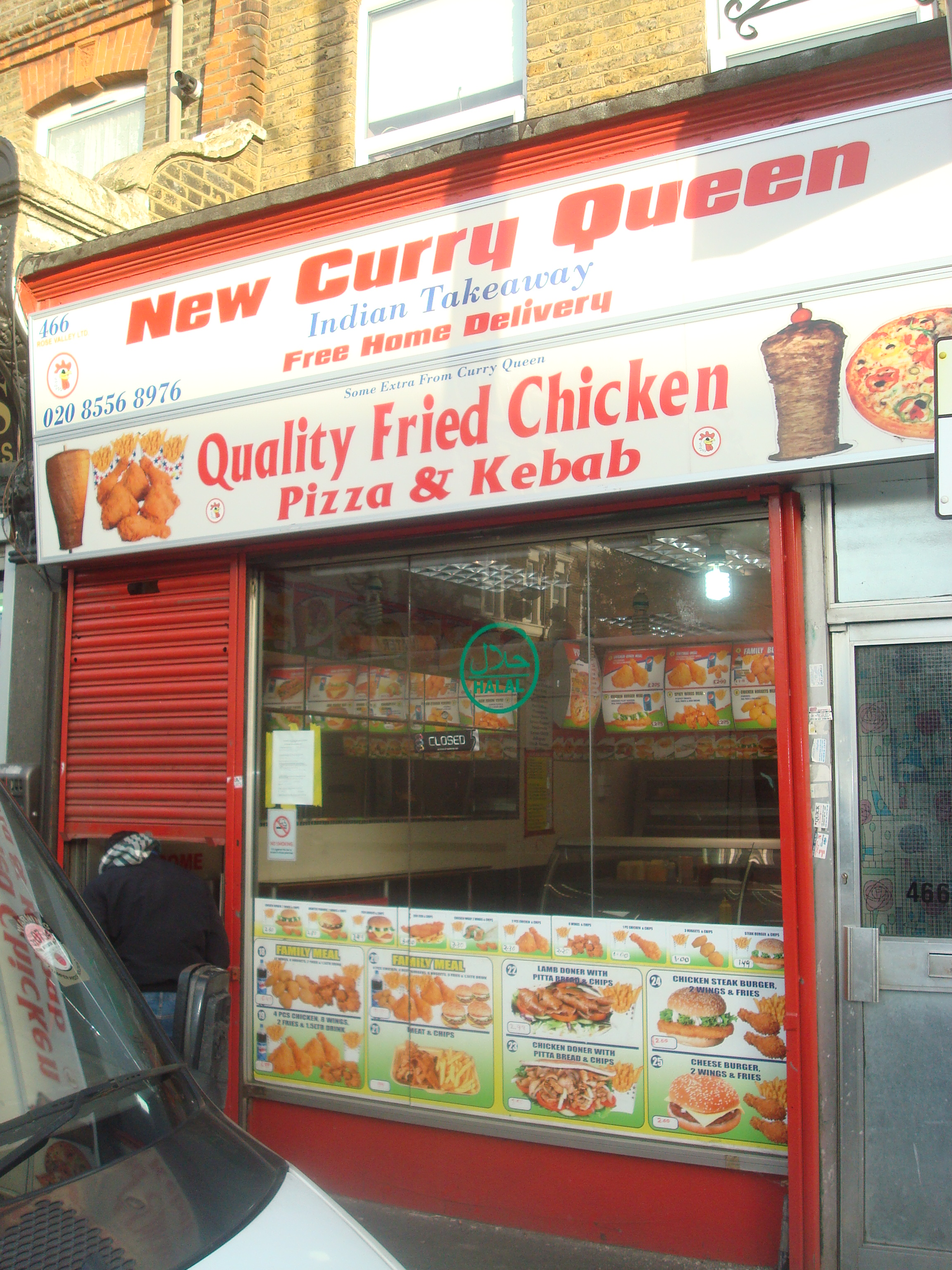 'Shocking and sickening' conditions discovered at takeaway