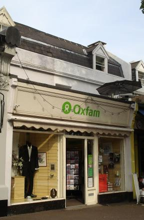Oxfam in Blackheath, one of south-east London's top 10 charity shops, says Sean Brady. Pic by Kake Pugh via Flickr