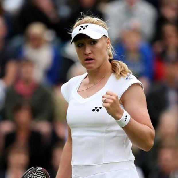 This Is Local London: Elena Baltacha has been diagnosed with cancer of the liver