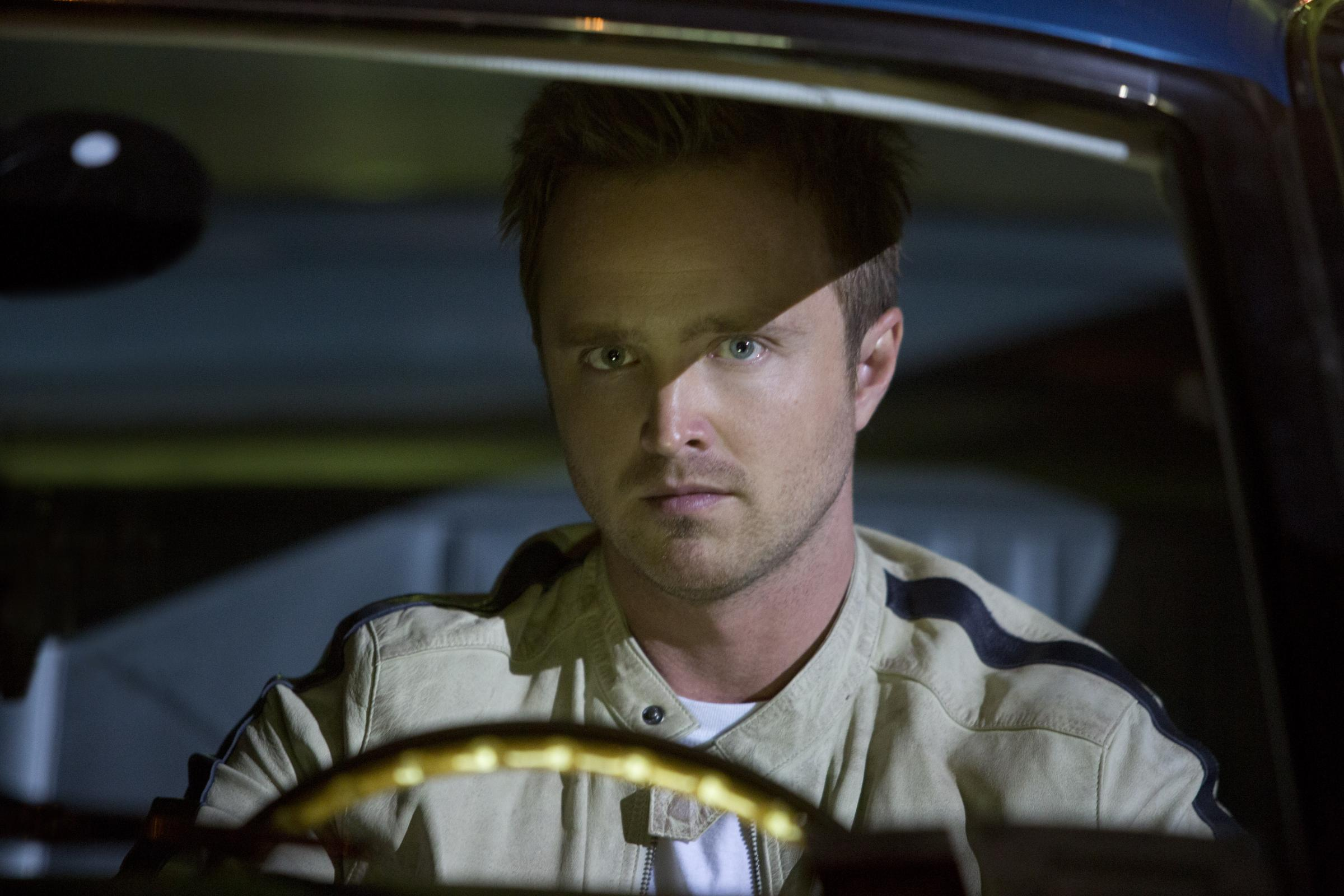 Breaking Bad's Aaron Paul talks to News Shopper about new film Need for Speed