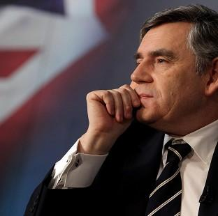 Gordon Brown will propose six constit
