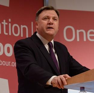 Ed Balls said the number of people on the dole for more than a year had doubled under the coalition Government