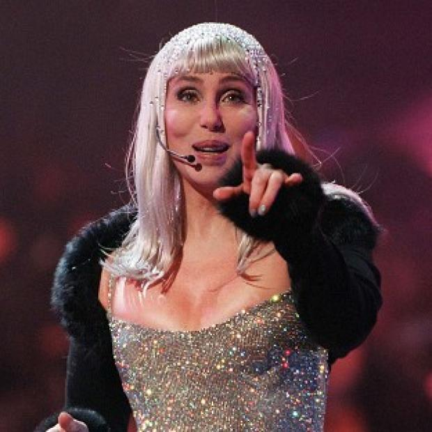 This Is Local London: Cher has topped the list of biggest-selling hits by female artists