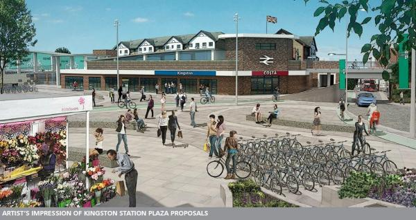 £7m funding gap as Kingston Council haggles with TfL over mini-Holland project