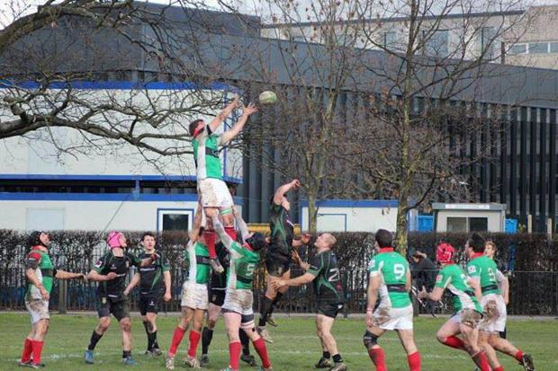Squeaker: Last time out in the Junior Vase, Battersea Ironsides edged past Newmarket 10-7