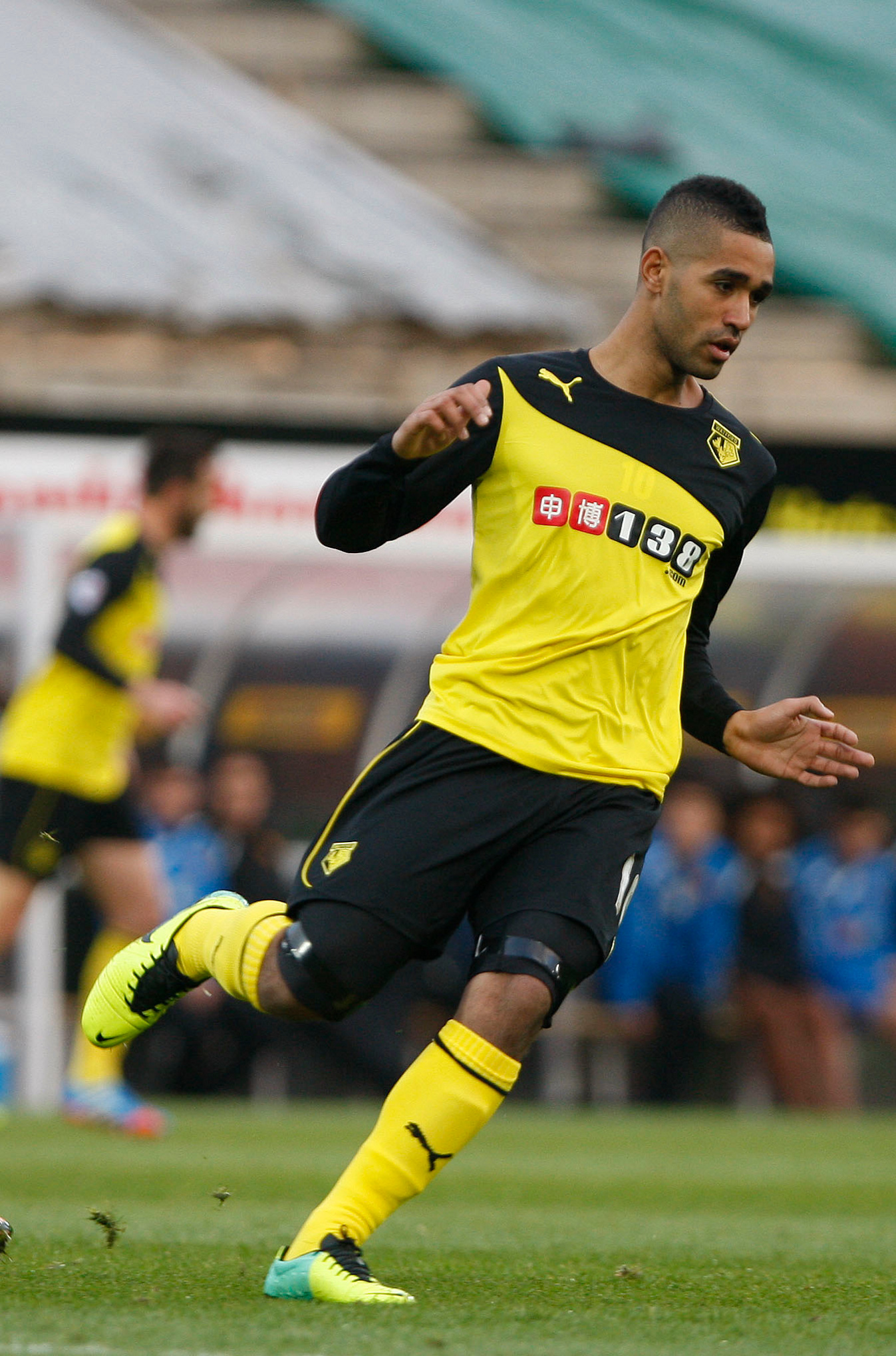 Lewis McGugan could return for the Hornets against Doncaster Picture: Holly Cant