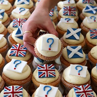A poll has indicated rising support for Scottish independence.