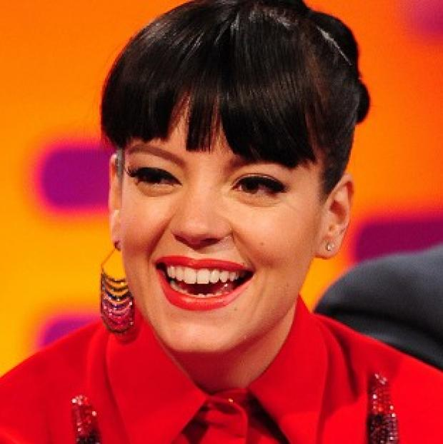 This Is Local London: Lily Allen won't be changing her Our Time video