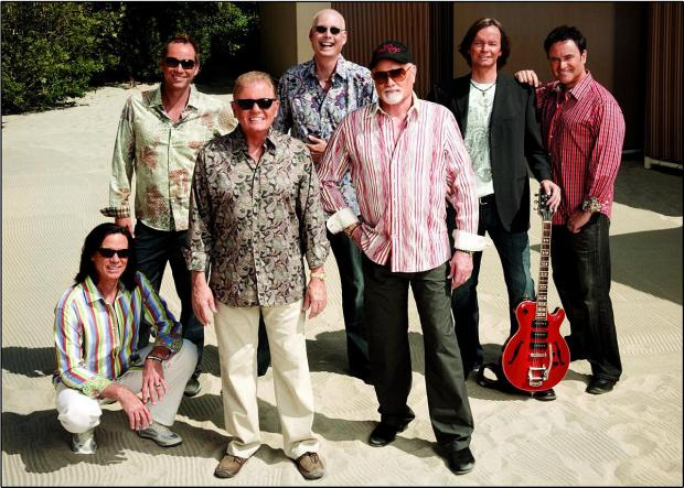 The Beach Boys will be performing at Epsom Downs Racecourse on July 17