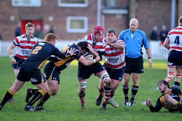 Rivalry: When Esher and Rosslyn Park