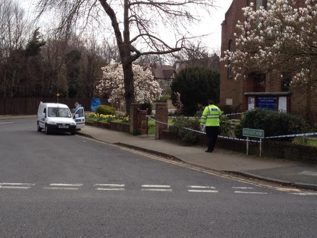 A woman is alleged to have been attacked in Petts Wood in the early hours of this morning