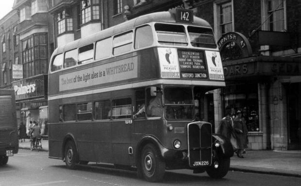 This Is Local London: Celebrate 100 years of the 142 bus route