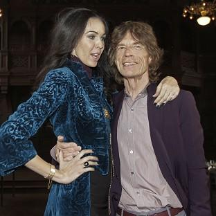 Sir Mick Jagger's girlfriend L'Wren Scott has died (AP)