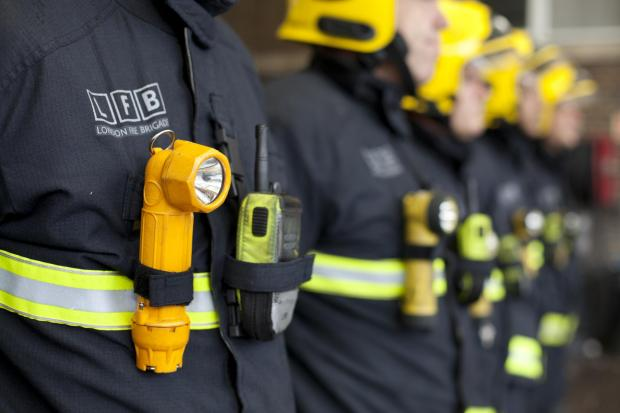 Woman rescued from Sydenham flat blaze