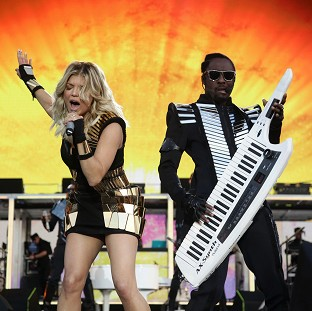 Will.i.am says The Black Eyed Peas are the calzone of music