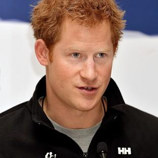 This Is Local London: Prince Harry suffered during his South Pole trek