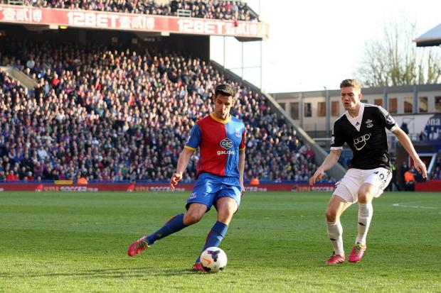 Learning curve: Scott Dann says the more he and Damien Delaney play together, the better they will become                SP81947