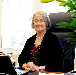 This Is Local London: Lady Hale, deputy president of the Supreme Court, said disability did not entitle the state to deny disabled people their human rights