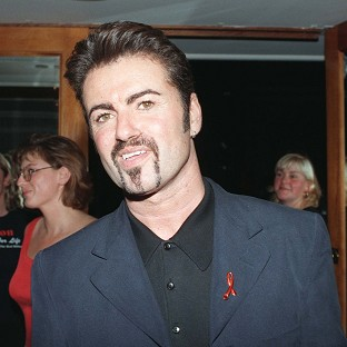 George Michael faces Kylie Minogue in a chart battle