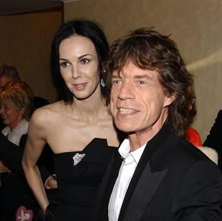 This Is Local London: L'Wren Scott and Sir Mick Jagger had been together since 2001