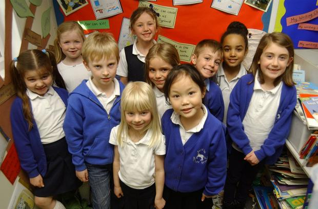 This Is Local London: Blackheath Invicta Primary children raise money for Unicef UK using Zequs website