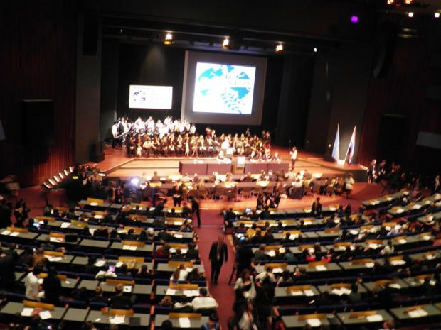 Theatre of discussion: the Model United Nations