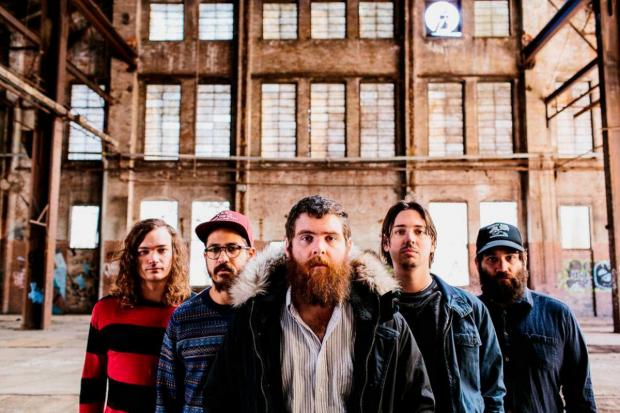 The Manchester Orchestra play Banquet Records on April 9
