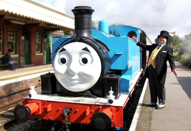 This Is Local London: Thomas the Tank Engine