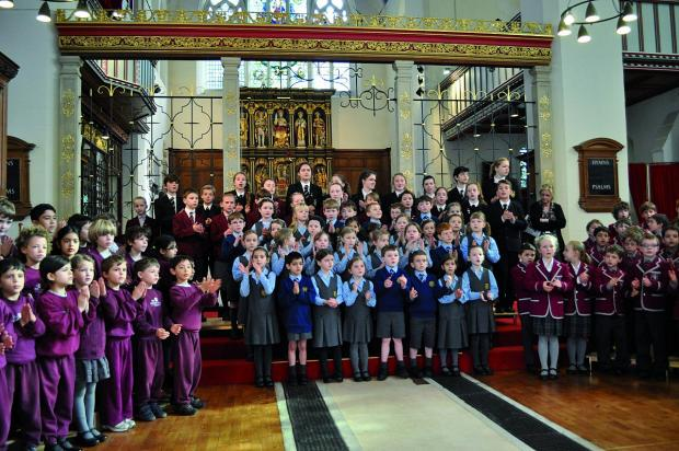 St Christopher's Music Festival provided a feast of music at St Martin's Church